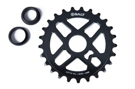 Salt Pro Sprocket Black 25T