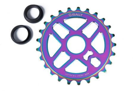 Salt Pro Sprocket Oil Slick 25T