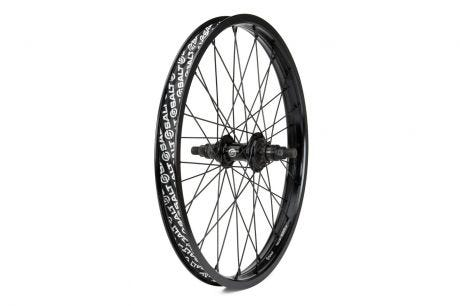 Salt Rookie Cassette Rear Wheel 36H Black 20""