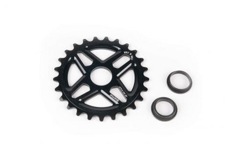 Salt Plus Center Sprocket Black