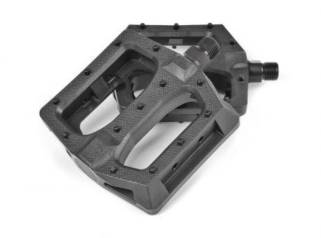 Salt Plus Stealth BMX Pedals Black 9/16""