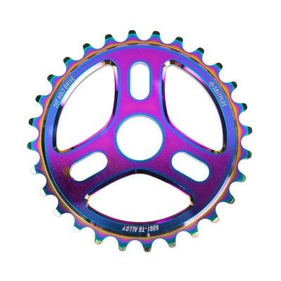 Salt Plus Trident Sprocket Oil Slick 28T