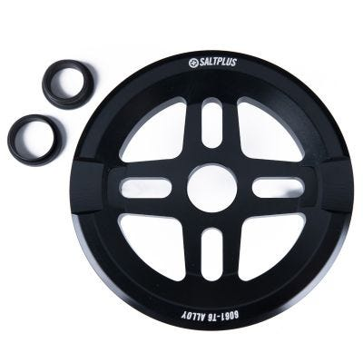 Salt Plus Orion Sprocket Guard Black