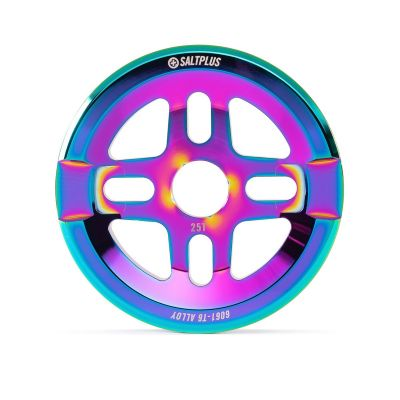 Salt Plus Orion Sprocket Guard Oilslick