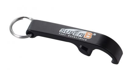 Super B TB-5526 Bottle Opener Spoke Key 3.2mm