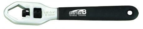 Super B Premium TB-8830 Universal Removal Wrench 16-32mm