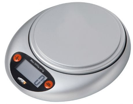 Super B TB-DS20 Digital Tabletop Scales 0.001g-3kg