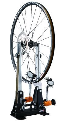 Super B Premium TB-PF30 Professional Wheel Truing Stand With Dial Indicators