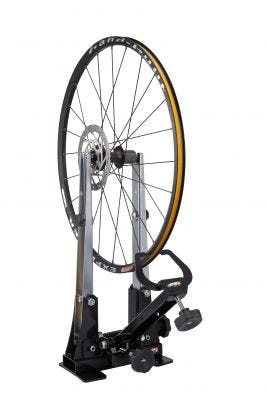 Super B Premium TB-PF36 Professional Wheel Truing Stand (Mechanical + Gauges)