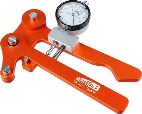 Super B TB-ST11 Professional Spoke Tension Metre