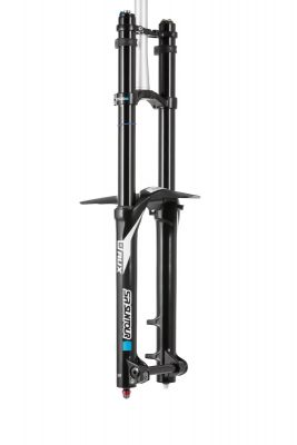 SR Suntour Rux Suspension Fork R2C2 Black  27.5""