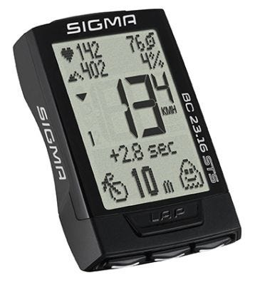 Sigma BC 23.16 Wireless STS Cycle Computer Inc Cadence