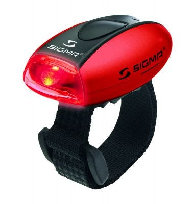 Sigma Micro LED Rear Light Red