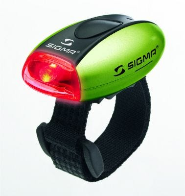 Sigma Micro LED Rear Light Green