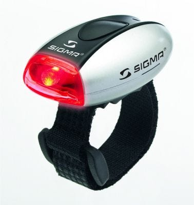 Sigma Micro LED Rear Light Silver