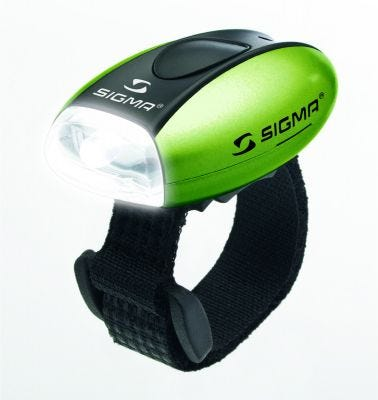 Sigma Micro LED Front Light Green