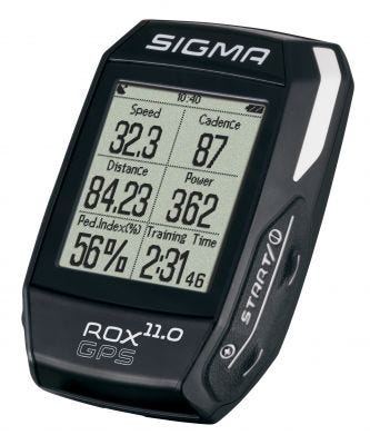 Sigma ROX GPS 11.0 Cycle Computer Black (Basic)
