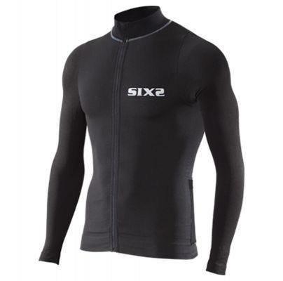 SIXS Bike 4 Chromo Long Sleeve Shirt Black