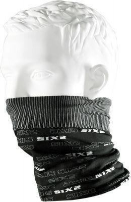SIXS X-MIX TBX Neckwarmer Black One Size