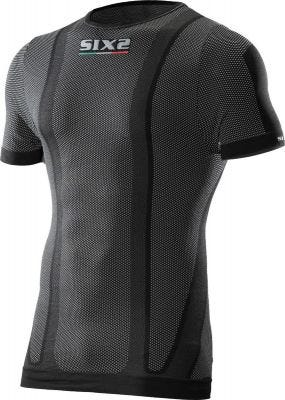 SIXS TS1L Light Short Sleeve Base Layer Black
