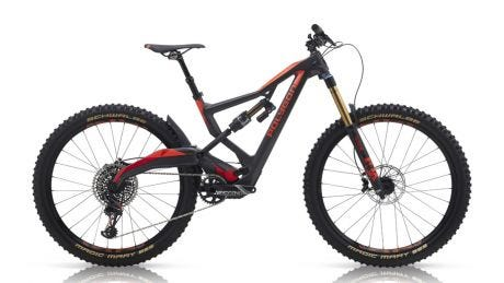 "Polygon Xquarone EX8 Mountain Bike 27.5"" Red"