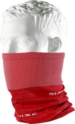 SIXS X-MIX TBX Neckwarmer Red One Size