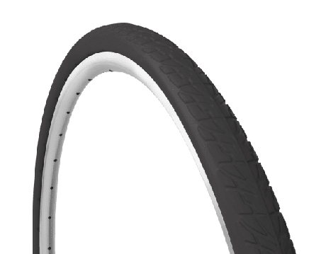 Tannus Tyre Aither2 700 x 28 28-622 Portal Black