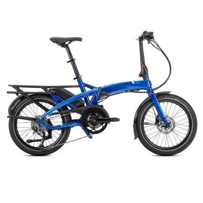 Tern Vektron Q9 e-Bike Folding Bike Blue 20""