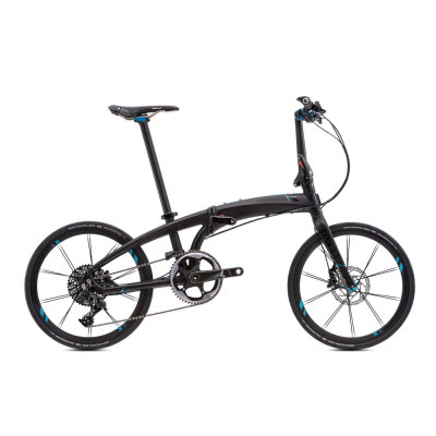 Tern Verge X11 Folding Bike 451 Black