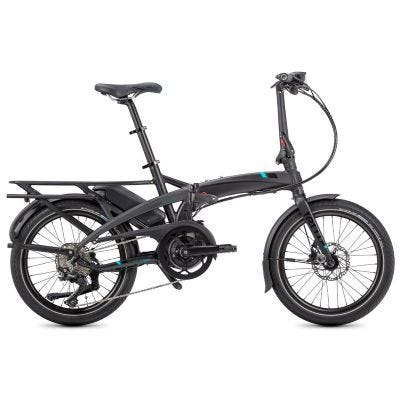 Tern Vektron S10 Black Folding e-Bike