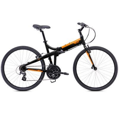 "Tern Joe C21 Folding Bike 26"" Black/Orange"