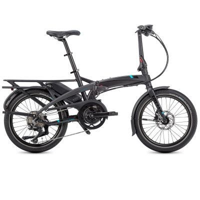 Tern Vektron S10 Active 400 10spd Folding e-Bike Grey 20""