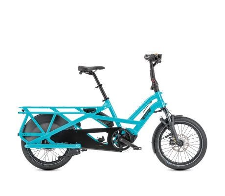 Tern GSD S00 Gen2 Performance CX eBike Beetle Blue
