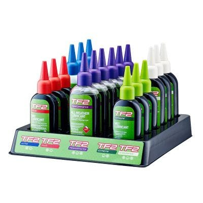 TF2 Combination Lube Tray x18 Bottles