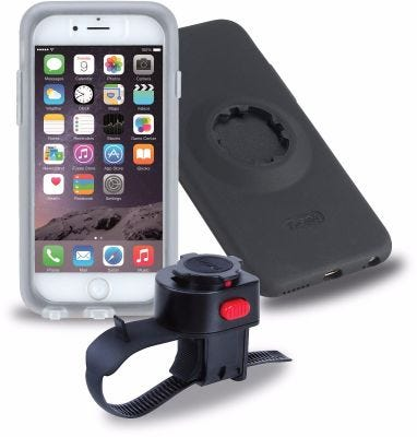 Tigra Sport Fitclic Mountcase 2 Bike Kit For iPhone 6/6S Plus