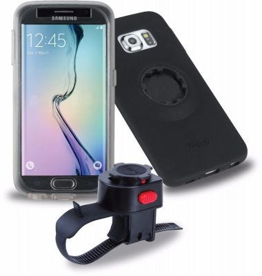 Tigra Sport Fitclic Mountcase 2 Bike Kit For Samsung Galaxy S6 Edge