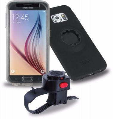 Tigra Sport Fitclic Mountcase 2 Bike Kit For Samsung Galaxy S6