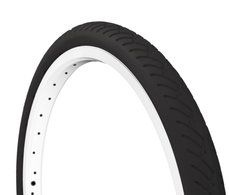 Tannus Tyre Aither2 16 x 1.5 40-305 Mini Velo Black