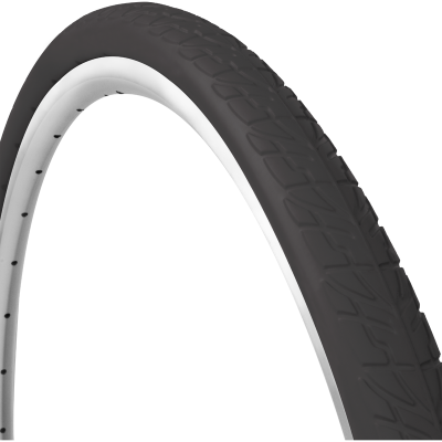 Tannus Tyre Aither II Shield Midnight Black 24 x 1.75