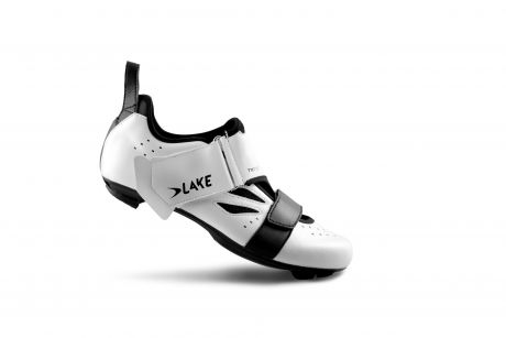 Lake TX213 TRI Shoes White/Black