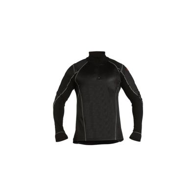 Vangard 1354 MTS WINDFLEX Zip Neck Long Sleeve Base Layer Black XX Large