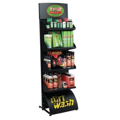 Weldtite Shop Display Stand and Product