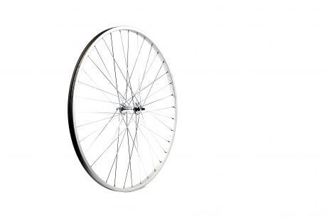 ETC Front Wheel Road 27 X 1 1/4 Alloy Silver Quick Release