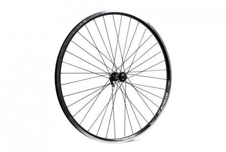 ETC Front Wheel Hybrid/City 700C Alloy Double Wall Black Quick Release Disc Brake