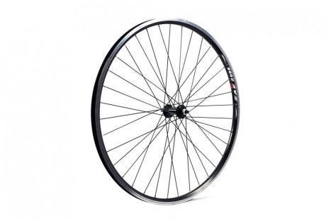 ETC Front Wheel Hybrid/City 700C Alloy Double Wall Black Nutted
