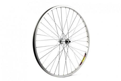 ETC Front Wheel MTB 26 X 1.75 Alloy Silver Nutted