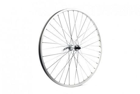 ETC Front Wheel MTB 26 X 1.75 Alloy Silver Quick Release