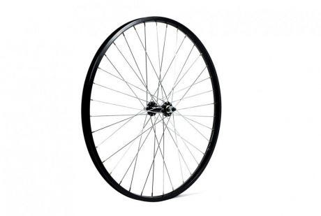 ETC Front Wheel MTB 26 X 1.75 Alloy Black Nutted