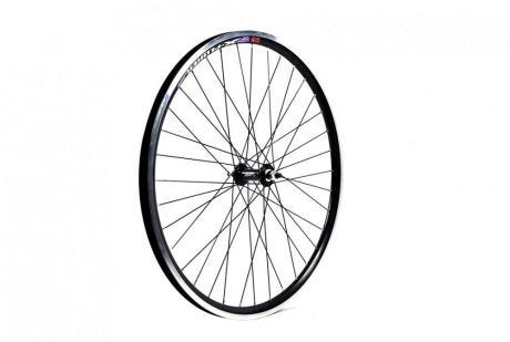 ETC Rear Wheel MTB 26 X 1.75 Alloy Double Wall Black Gear Sided Nutted