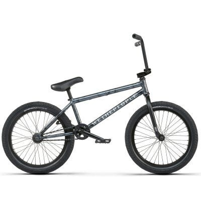 "Wethepeople Justice Freestyle BMX Ghost Grey 20.75"" TT"